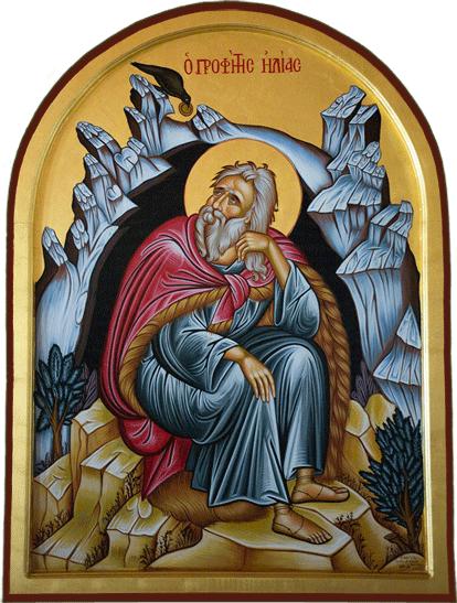 Ukrainian Orthodox Church of St. Anne, Toronto (Scarborough), Ontario: Holy Prophet Elias